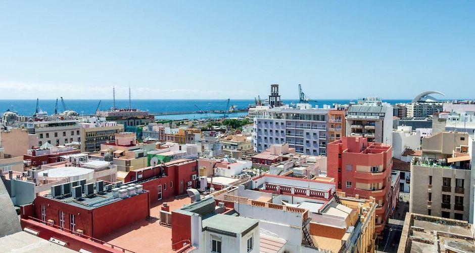 Hotel Atlantico Santa Cruz De Tenerife